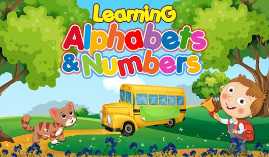 Learning Alphabets & Numbers- screenshot thumbnail