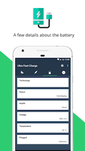 Ultra Fast Charge 8.7 [Pro] Cracked APK 3
