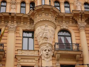 Photo: Art Nouveau building
