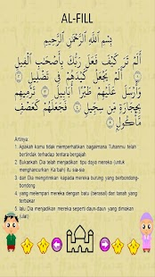 Lagu Anak Muslim Juzamma screenshot 4