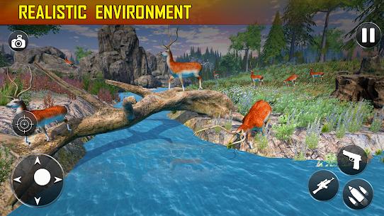 Wild Dinosaur Hunter Simulator:Free Shooting Games 8