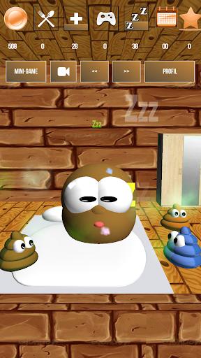 Potaty 3D Free fond d'écran 2