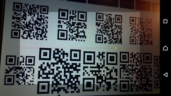 Ap.reader -QR code and barcode reader - náhled