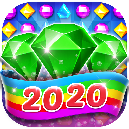 Bling Crush  Jewels amp Gems Match 3 Puzzle Game