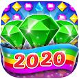 Bling Crush - Jewel & Gems Free Match 3 Games