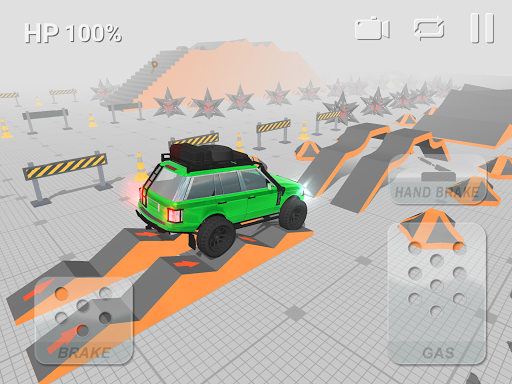 Test Driver: Offroad Driving Simulator screenshots 7