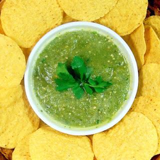 How to Make Homemade Salsa Verde Recipe
