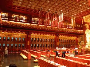 Photo: ...se nachází 100 sošek Buddhy...
