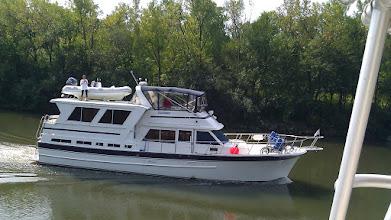 Photo: The Zone is a pretty boat.