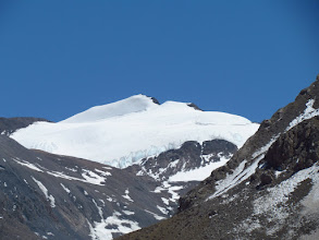 Photo: The two summits (6110m & 6195m) viewed from Gyu Danda summit at 5126m