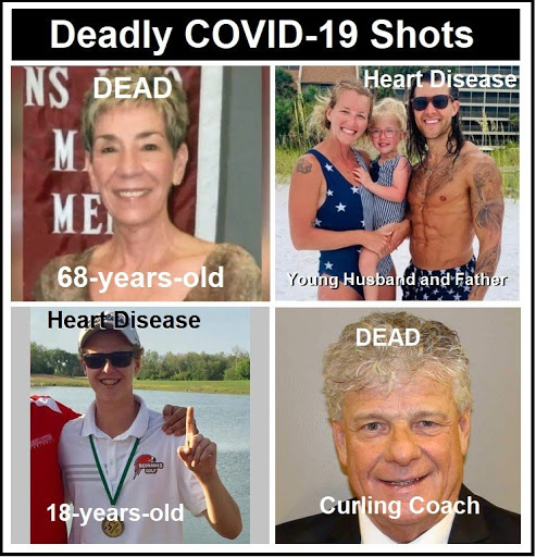 More Families Devastated from Deaths and Injuries Following COVID-19 Shots