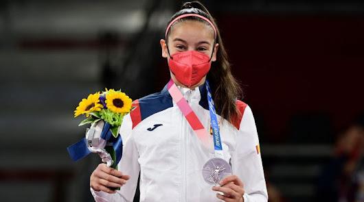 ¡Adriana Cerezo pierde el oro a 3 segundos!