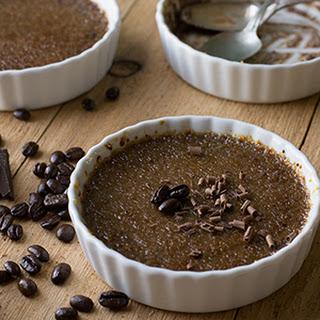 Chocolate Espresso Crème Brûlée