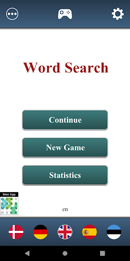 Word Search modavailable screenshots 4