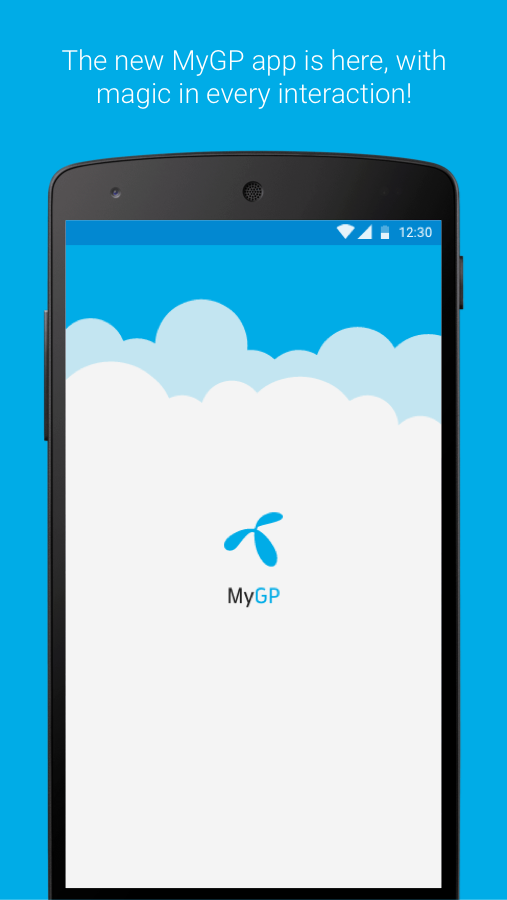 MyGP - grameenphone- screenshot