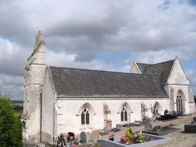 photo de église Saint-Riquier / LIERCOURT