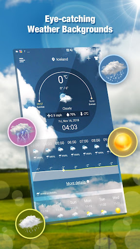 Daily Live Weather Forecast App 15.6.0.46270 screenshots 1