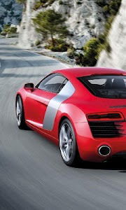 Themes Audi R8 screenshot 0