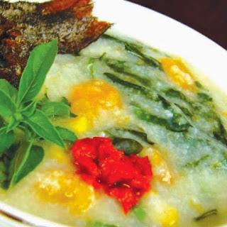 Manado Porridge ( Bubur Manado )