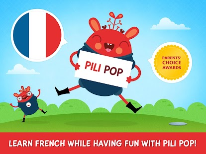French for kids - Pili Pop- screenshot thumbnail