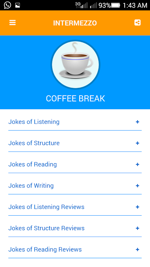 Amazing TOEFL Free- screenshot
