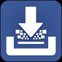 Video Downloader for Facebook - 2019 icon