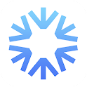 SNOCRU Ski Tracking App icon