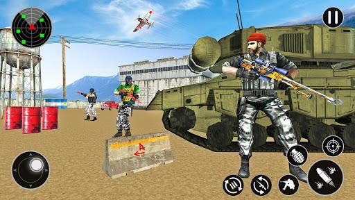 FPS Commando Strike Mission: New Shooting Games 1.0.2 screenshots 1