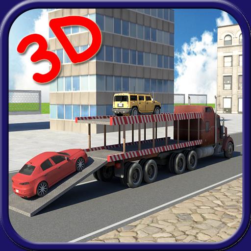 汽車運輸卡車SIM 2015年 模擬 App LOGO-硬是要APP