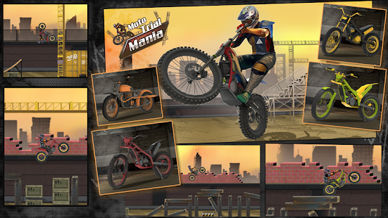 Moto Trial Mania- screenshot thumbnail