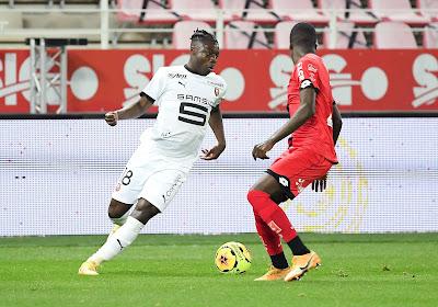 """Jérémy Doku staat nu met Rennes in de Champions League: """"Ik ging ervan uit dat ik het seizoen bij Anderlecht zou uitdoen"""""""