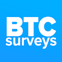 BTC Surveys — Earn Bitcoin by Taking Surveys icon