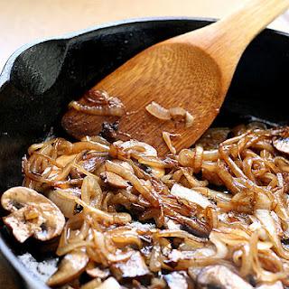 Swiss Mushroom Turkey Melts