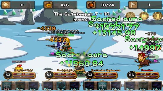 Dragon slayer Vip - i.o Rpg game Screenshot