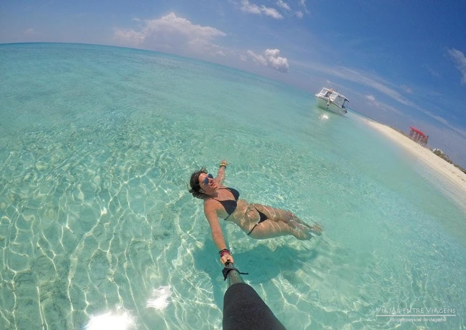 Maldivas praia Atol Malé Sul