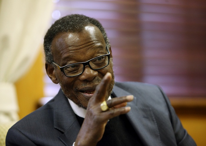 Inkatha Freedom Party leader Prince Mangosuthu Buthelezi.  Picture: SUNDAY TIMES