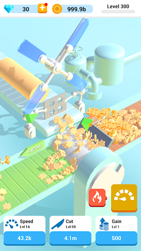 Code Triche Idle Slice and Dice APK MOD screenshots 2