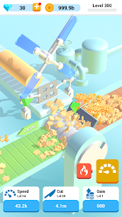 Idle Slice and Dice Mod Apk Download For Android and Iphone 2