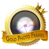 Gold Photo Frames