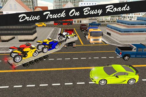 Bike Transport Truck 3D 15.3.4 de.gamequotes.net 3