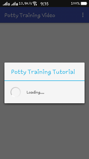 Potty Training Video
