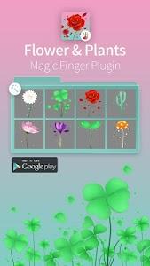Plants-Magic Finger Plugin screenshot 3