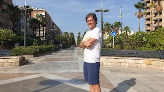 Roberto Aguado, director de la sección de rugby inclusivo de la Fundación URA Clan.