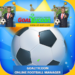 GoalTycoon : Be a Real Football Manager 2020 icon
