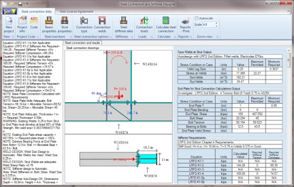 Structural Steel Connection Design Software Free
