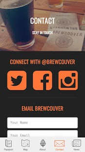 Brewcouver- screenshot thumbnail