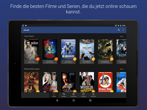 moviepilot Home StreamingGuide 1.1.3 screenshots 10