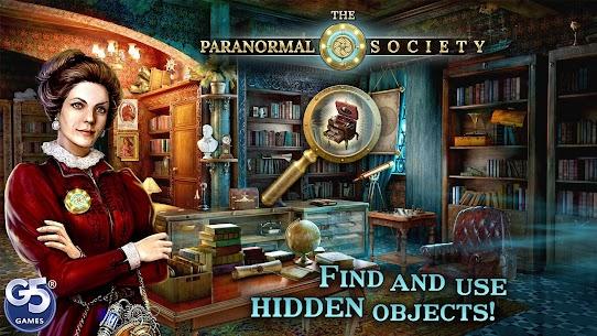 The Paranormal Society: Hidden Adventure 6