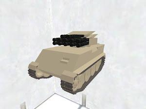 Wunderwaffpanzer Minigun