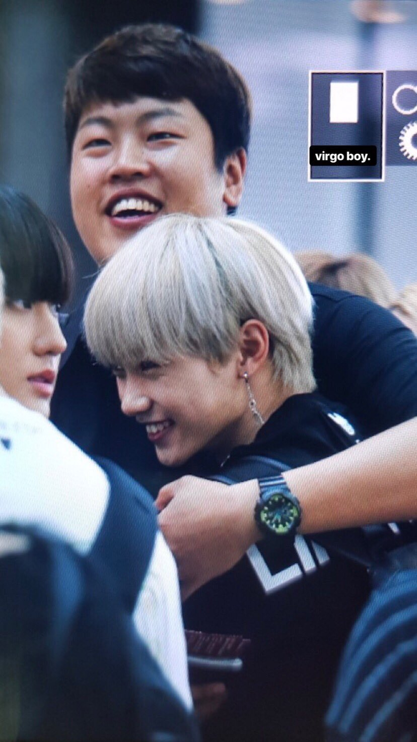 Stray Kids' Felix And His Manager Are So Close You'll Fall
